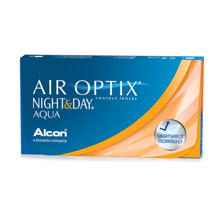 AirOptix Night & Day Aqua